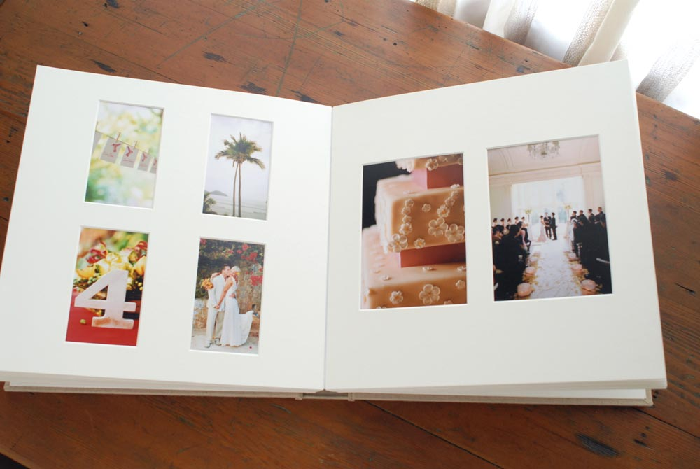 Michael Chinn Handmade Wedding Albums